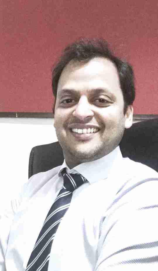 Dr. Prashant Baid's profile on Curofy