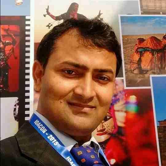 Dr. Amit Kumar Jaiswal's profile on Curofy