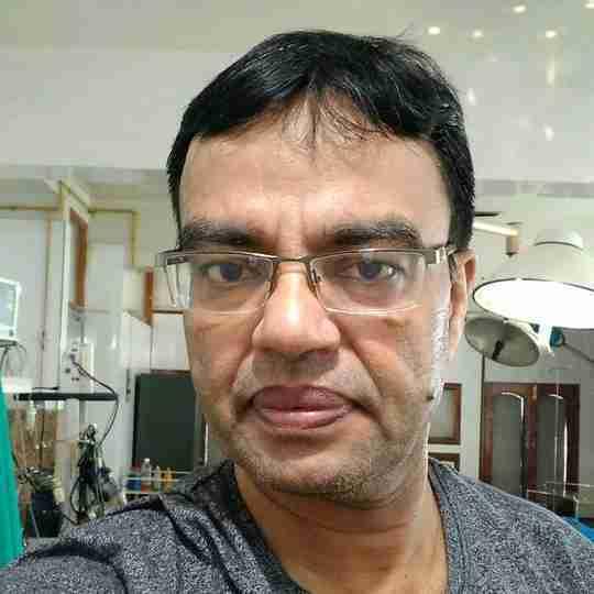 Dr. Mohammad Yasin Ansari's profile on Curofy