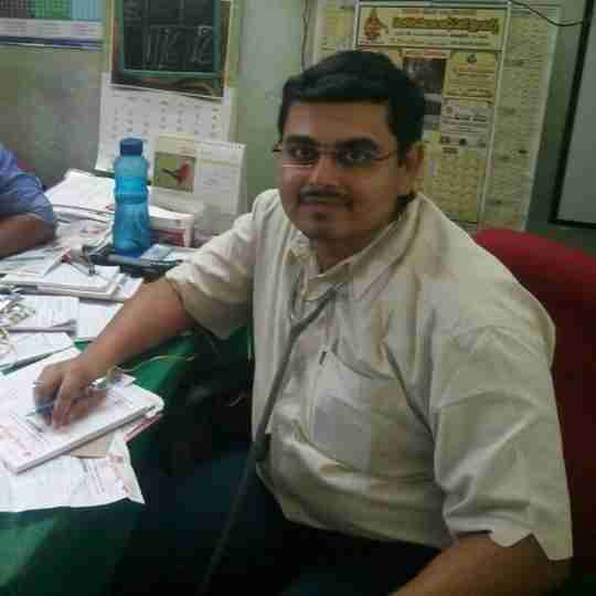 Dr. Thirunagari Pradeep Simha's profile on Curofy
