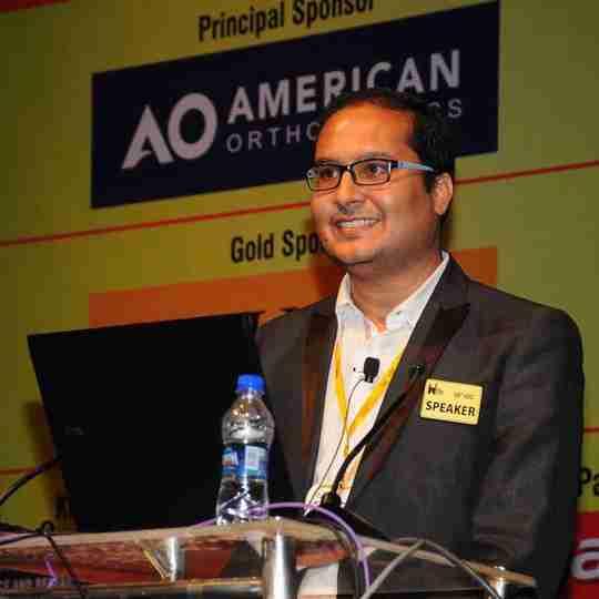 Dr. Surendra Lodha's profile on Curofy