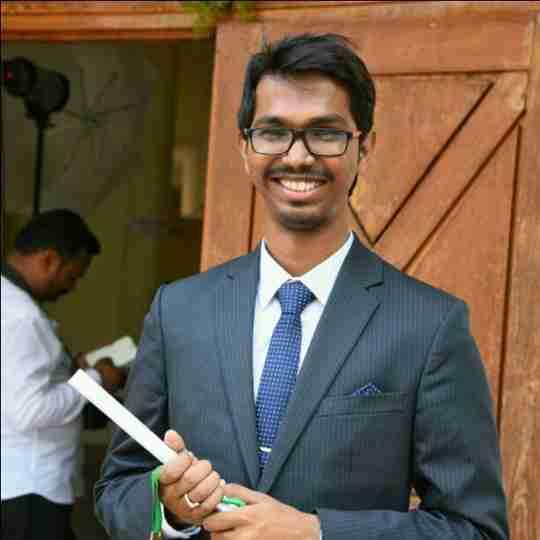 Vishnu Prasad's profile on Curofy
