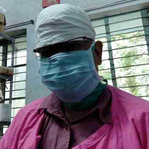 Dr. Sandip Mandal's profile on Curofy