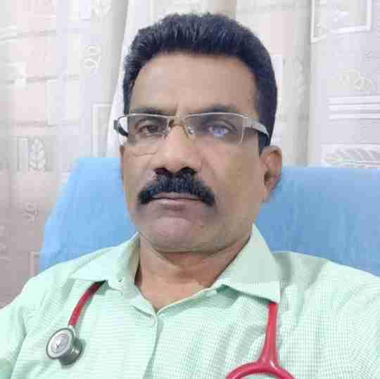 Dr. Basavaprabhu Patil's profile on Curofy