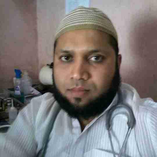 Dr. Maajid Shaikh Wahidoddin Shaikh's profile on Curofy