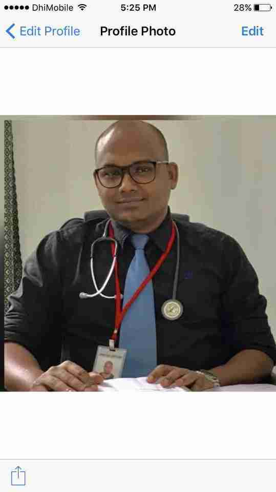 Dr. Udayanath Behera's profile on Curofy
