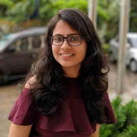 Nirja Rath's profile on Curofy