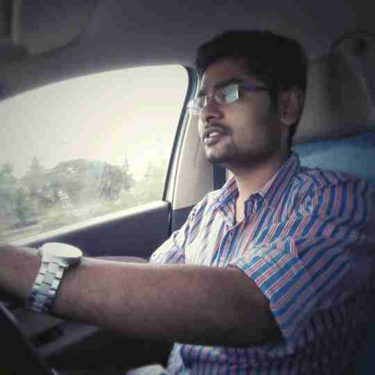 Naveen Kumar Chandran's profile on Curofy
