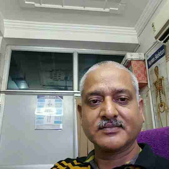 Dr. Devesh Pandey's profile on Curofy
