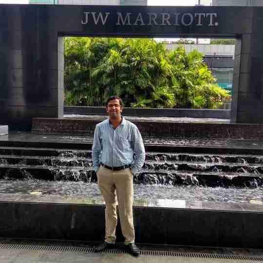 Dr. Vikram L's profile on Curofy