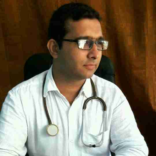 Dr. Mohan Mohnani's profile on Curofy