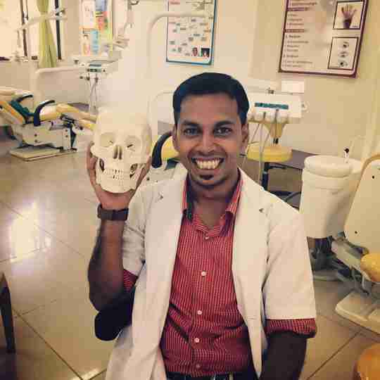 Dr. Rajkumar R's profile on Curofy