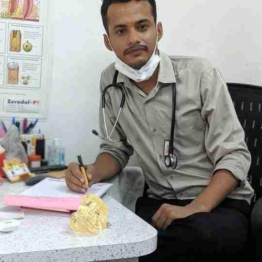 Dr. Arvind Rajpurohit's profile on Curofy