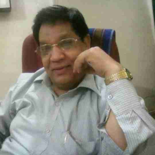 Dr. Rajkumar Jain's profile on Curofy