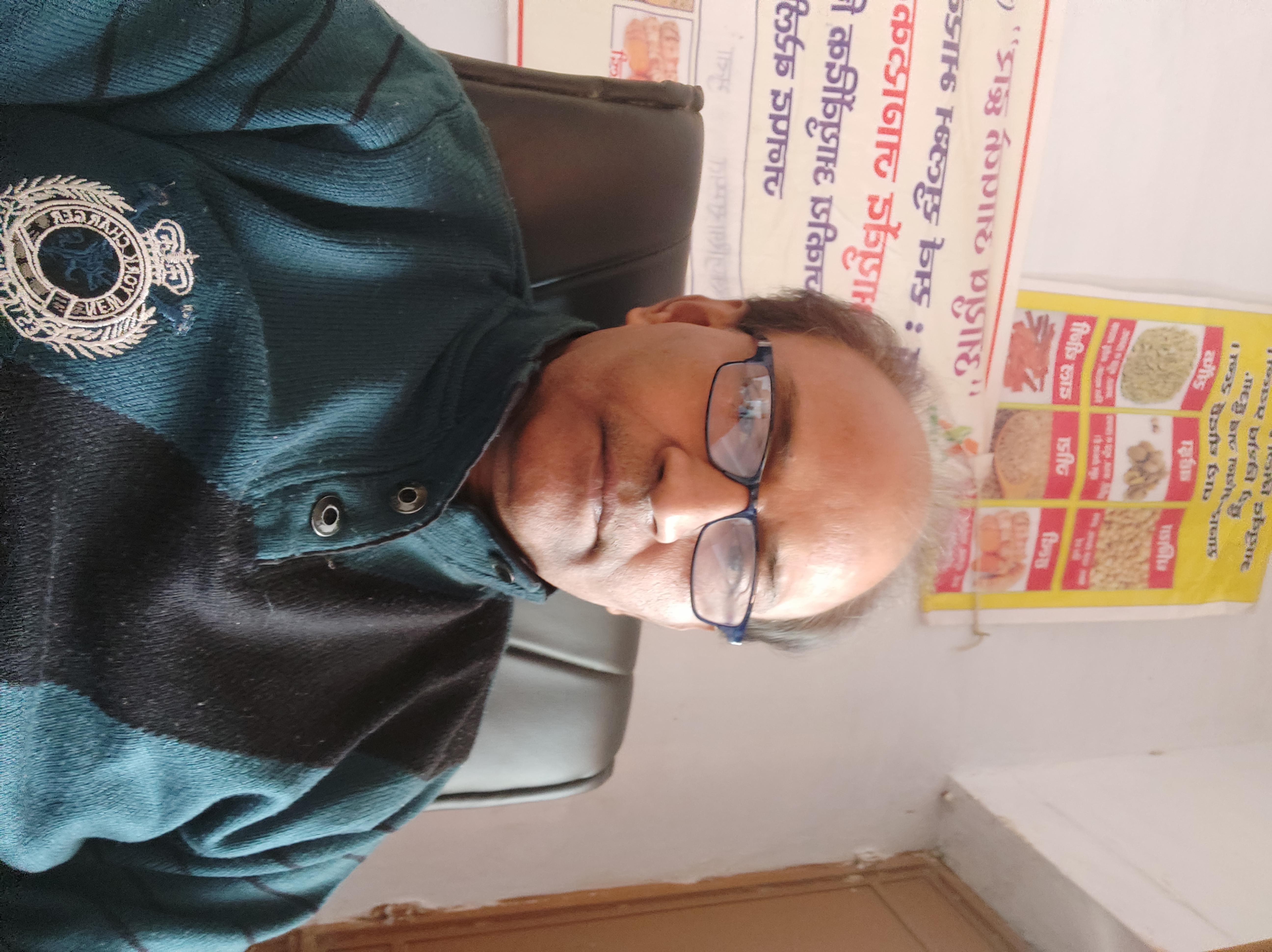 Dr. Vinod Kr Gangwar's profile on Curofy
