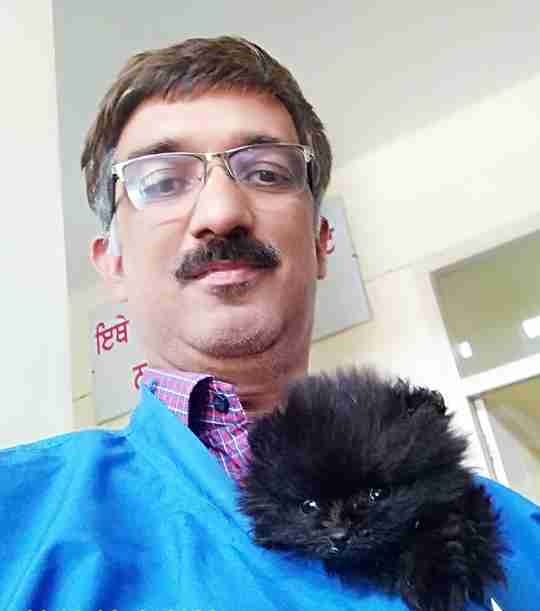 Dr. Sunil Dutt's profile on Curofy