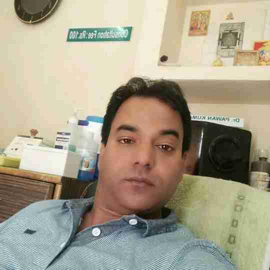 Pawan Kumar's profile on Curofy