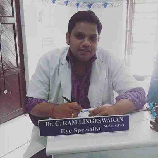 Dr. Ram Lingeswaran Nainar's profile on Curofy