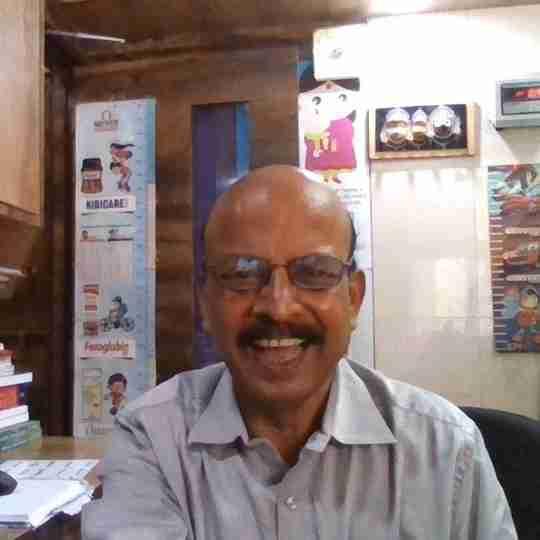 Dr. Samrat Mehta's profile on Curofy