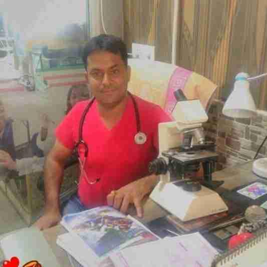 Dr. Basant Kumar Mehta's profile on Curofy