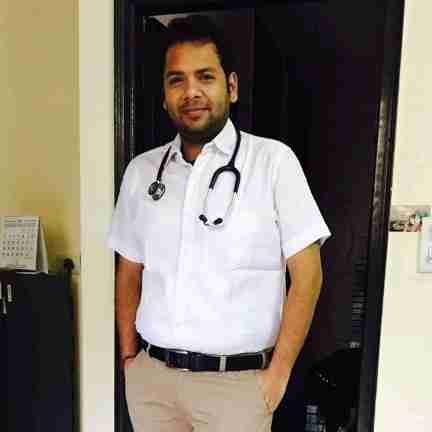 Dr. Janki Nandan Aggarwal's profile on Curofy