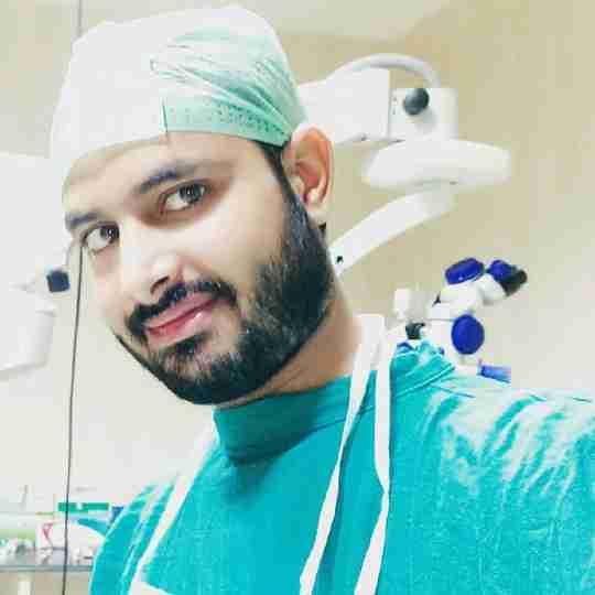 Dr. Mohd Shahzad's profile on Curofy