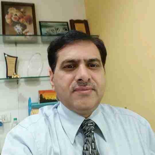 Dr. Ashok Bhatia's profile on Curofy