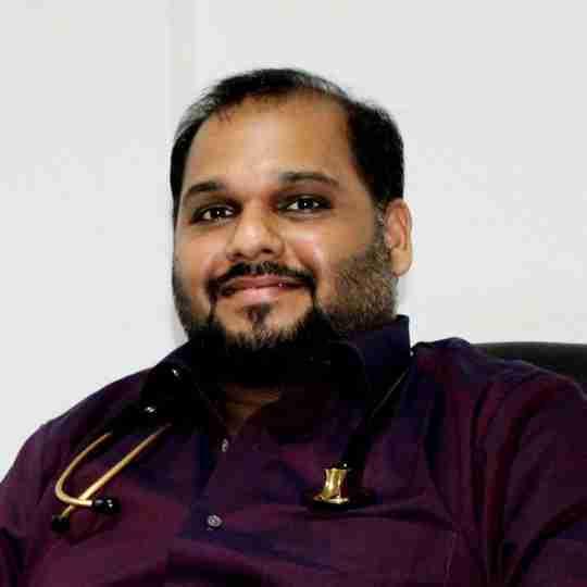 Dr. Abhishek J Narayan's profile on Curofy
