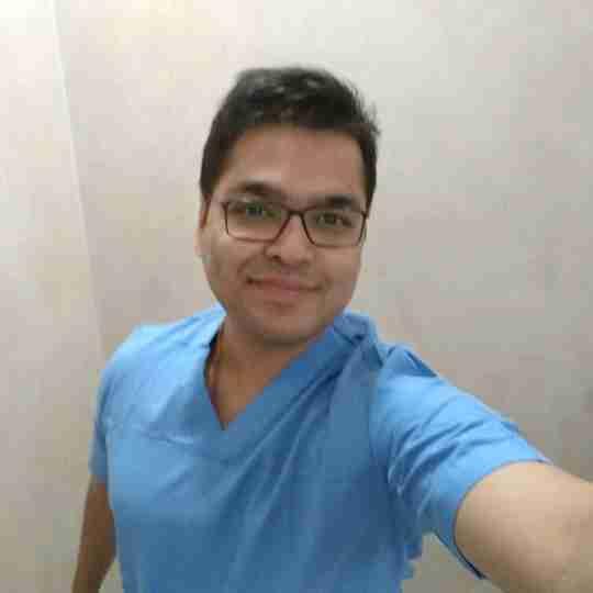 Dr. Ashutosh Das Sharma's profile on Curofy