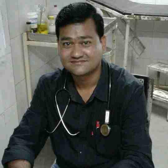 Dr. Anil Nagar's profile on Curofy