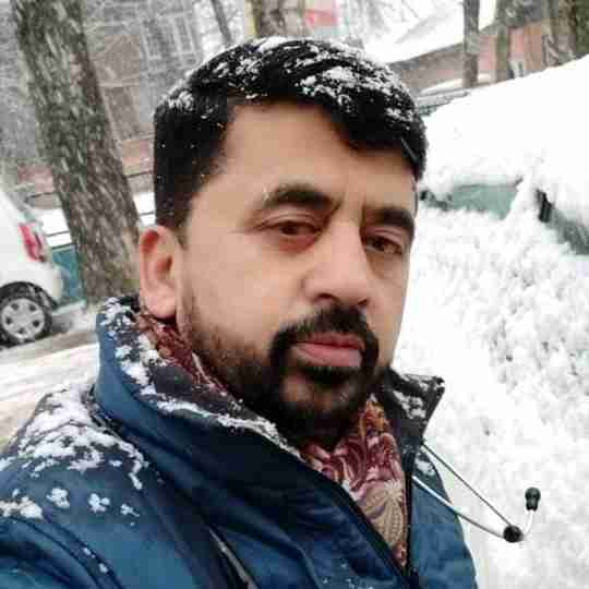 Dr. Manzoor Ahmad Dar's profile on Curofy