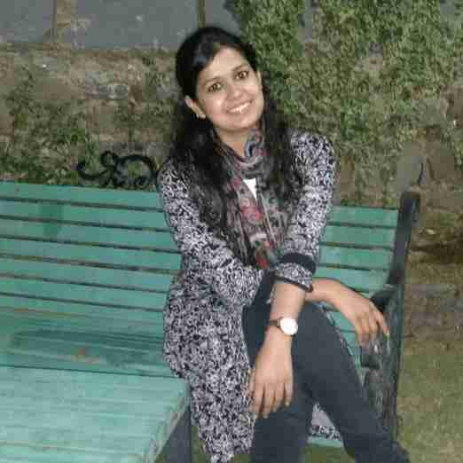 Srishti Garg's profile on Curofy