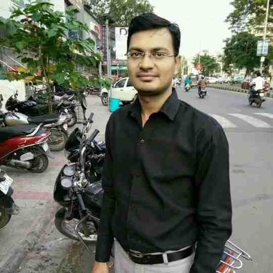 Dr. Kalpesh Moradiya's profile on Curofy
