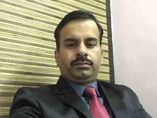 Dr. Vivek Chandel's profile on Curofy