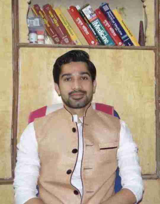 Dr. Rahul Vyas's profile on Curofy