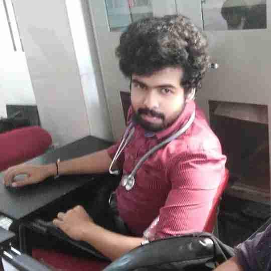 Gokul Gopal V's profile on Curofy