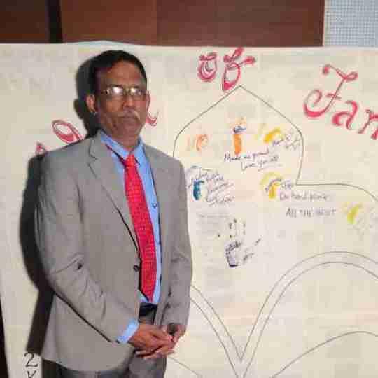 Dr. Achanta Vivekanand's profile on Curofy