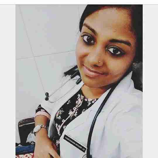 Dr. Swathi Sreekumar's profile on Curofy