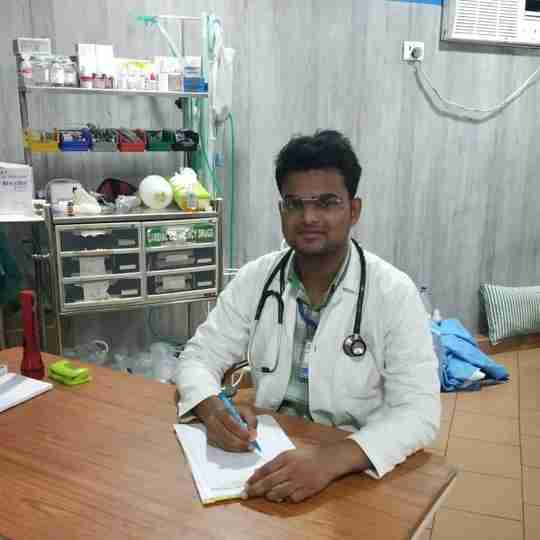 Dr. Md Abid Hussain's profile on Curofy