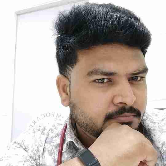 Dr. Prashanth Melgi's profile on Curofy