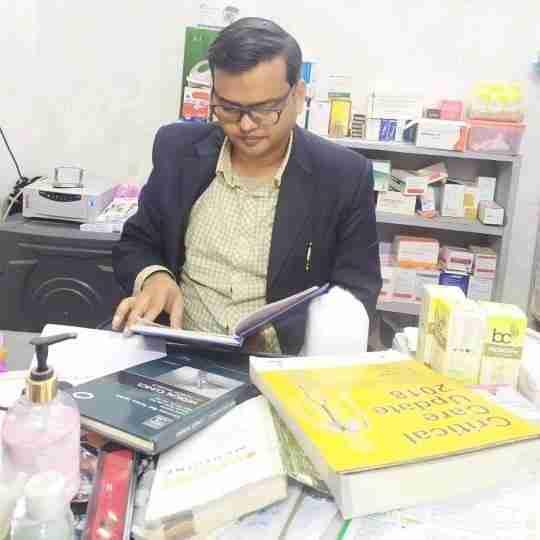 Dr. Azeem Ansari's profile on Curofy