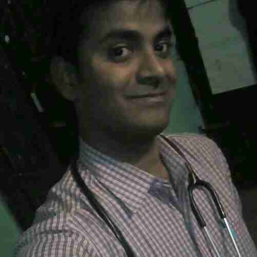 Dr. Nikhil Nilesh's profile on Curofy