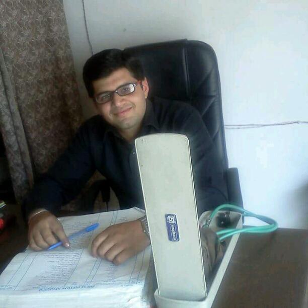Dr. Gaurav Arora's profile on Curofy