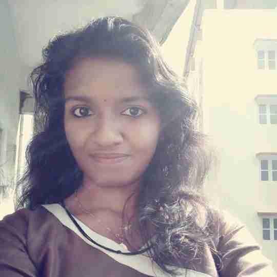 Arya Raveendran's profile on Curofy