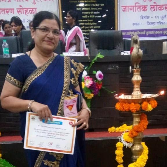 Dr. Sandhya Dange's profile on Curofy