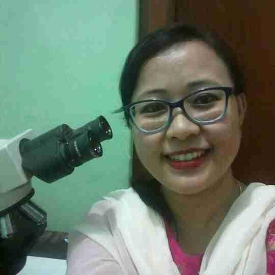 Dr. Shita Mala's profile on Curofy