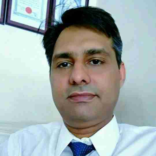 Dr. Bhavesh Gohil's profile on Curofy