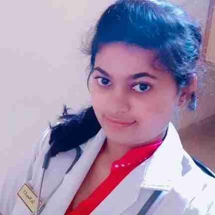 Dr. K.v Navya's profile on Curofy