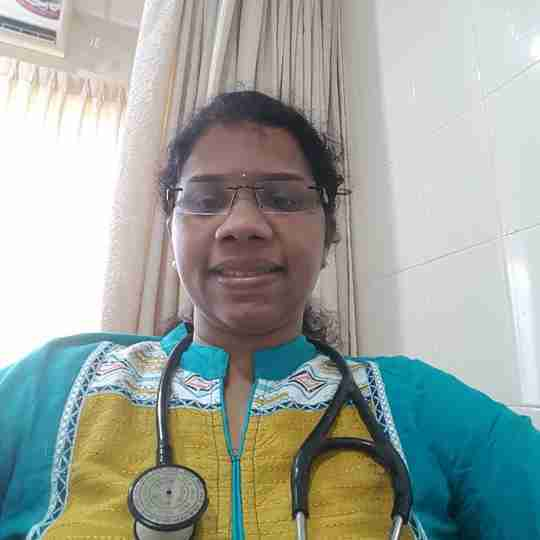 Dr. Sneha J Alphonsa's profile on Curofy