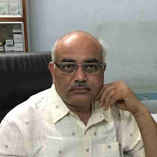 Dr. Bhargav R Jadav's profile on Curofy